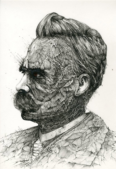 Nietzsche_by_lukemack